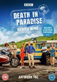 Death in Paradise Season 9 (UK Import), DVD