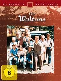 Die Waltons Staffel 1, DVD