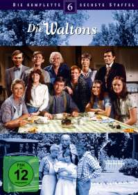 Die Waltons Staffel 6, DVD
