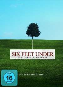 Six Feet Under Staffel 2, DVD