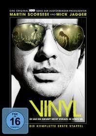 Vinyl Season 1, DVD