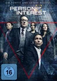 Person Of Interest Season 5 (finale Staffel), DVD