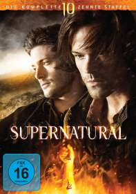Supernatural Staffel 10, DVD