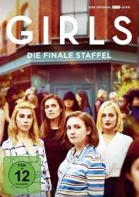 Lena Dunham: Girls Staffel 6 (finale Staffel), DVD