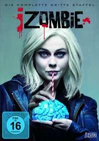 iZombie Staffel 3, DVD