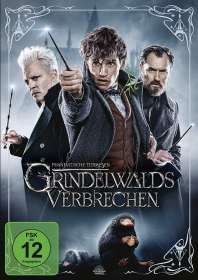 David Yates: Phantastische Tierwesen: Grindelwalds Verbrechen, DVD