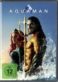 James Wan: Aquaman, DVD