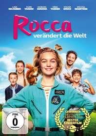 Katja Benrath: Rocca verändert die Welt, DVD