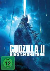 Michael Dougherty: Godzilla II: King of the Monsters, DVD