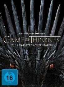 Game of Thrones Season 8 (finale Staffel), DVD