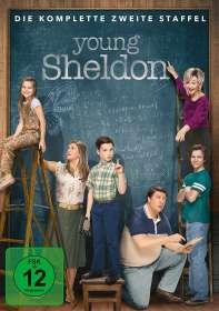 Young Sheldon Season 2, DVD