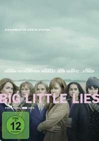 Andrea Arnold: Big Little Lies Staffel 2, DVD