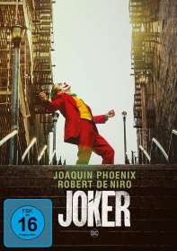 Todd Phillips: Joker, DVD