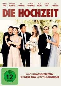 Til Schweiger: Die Hochzeit, DVD