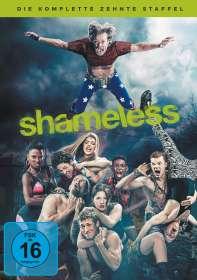 Shameless Staffel 10, DVD