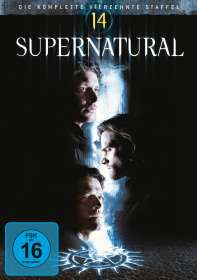 Supernatural Staffel 14, DVD