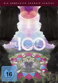The 100 Staffel 6, DVD