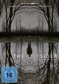 The Outsider (2020), DVD