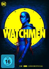 Watchmen Staffel 1, DVD