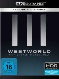 Westworld Staffel 3 (Ultra HD Blu-ray & Blu-ray), UHD