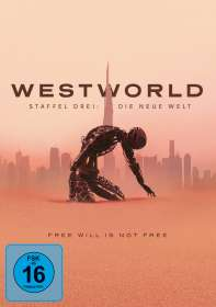 Westworld Staffel 3, DVD