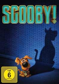 Tony Cervone: Scooby!, DVD