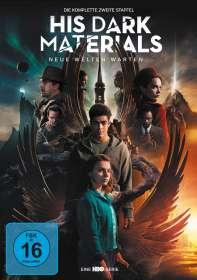 His Dark Materials Staffel 2, DVD