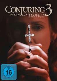 Michael Chaves: Conjuring 3: Im Bann des Teufels, DVD