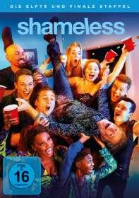 Shameless Staffel 11 (finale Staffel), DVD