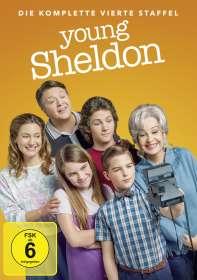 Young Sheldon Staffel 4, DVD