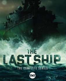 The Last Ship Season 1-5 (Complete Series) (UK Import), DVD