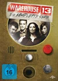 Warehouse 13 (Komplette Serie), DVD