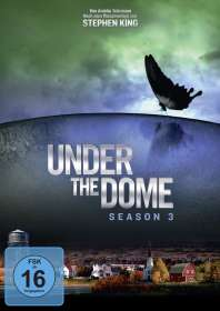 Under The Dome Season 3 (finale Staffel), DVD