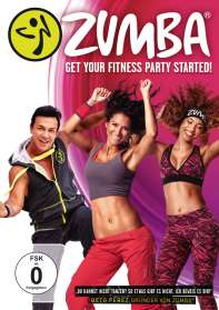 Zumba® - Get your Fitness Party Started, DVD