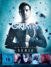 Grimm (Komplette Serie), DVD