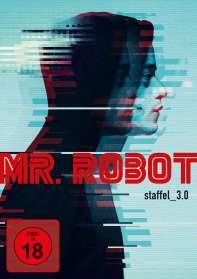 Sam Esmail: Mr. Robot Staffel 3, DVD