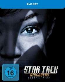 Star Trek Discovery Staffel 1 (Blu-ray im Steelbook), BR