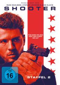 Shooter Staffel 2, DVD