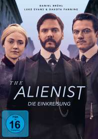 The Alienist - Die Einkreisung, DVD