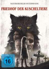 Kevin Kölsch: Friedhof der Kuscheltiere (2019), DVD