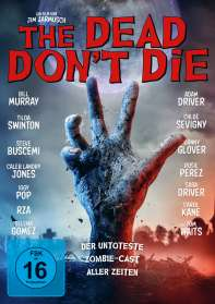 Jim Jarmusch: The Dead Don't Die, DVD