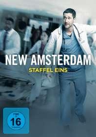 New Amsterdam Staffel 1, DVD