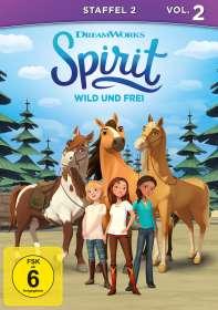 Spirit - Wild und Frei Staffel 2 Vol. 2, DVD