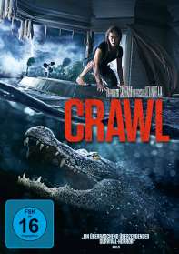 Alexandre Aja: Crawl (2019), DVD