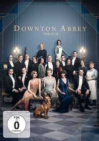 Michael Engler: Downton Abbey - Der Film, DVD