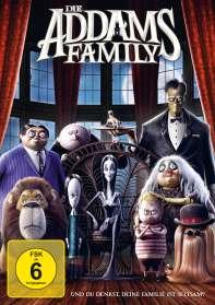 Conrad Vernon: Die Addams Family (2019), DVD