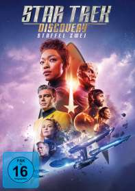 Star Trek Discovery Staffel 2, DVD