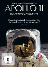 Todd Douglas Miller: Apollo 11, DVD