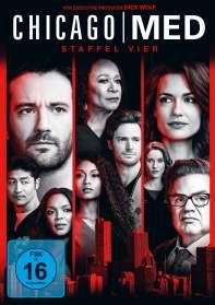 Chicago Med Season 4, DVD