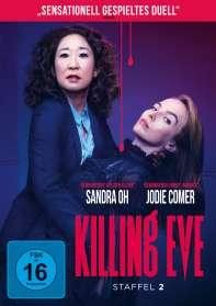 Killing Eve Staffel 2, DVD